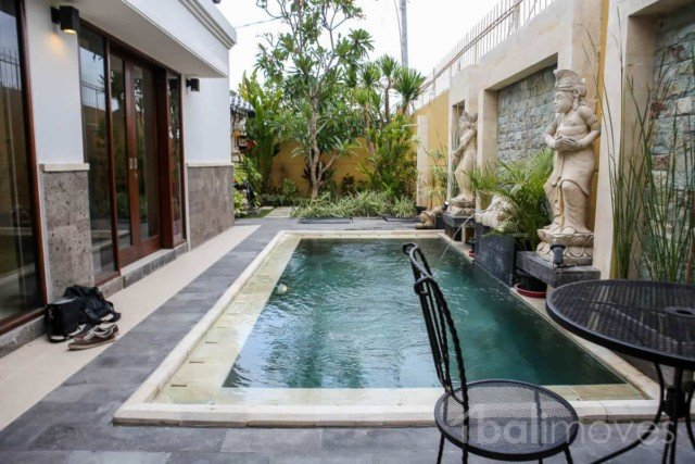 Two Bed Pool Villa for Rent in South Sanur