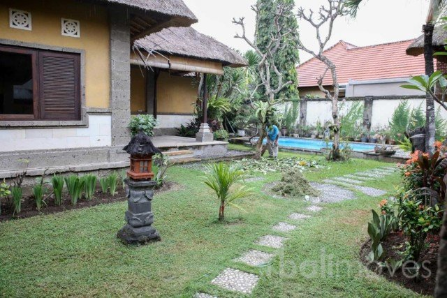Two Bedroom Pool Villa with Big Garden