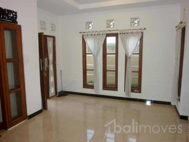 Budget Three Bedroom House in South Sanur