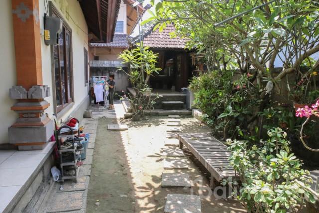 Local Style Three Bedroom Sanur House