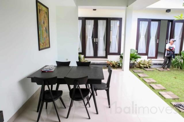 Two Bedroom Modern Open Living