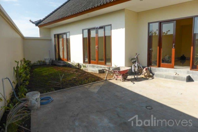 Brand New Simple Two Bedroom House