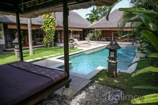 Interesting Two Bedroom Pool Villa