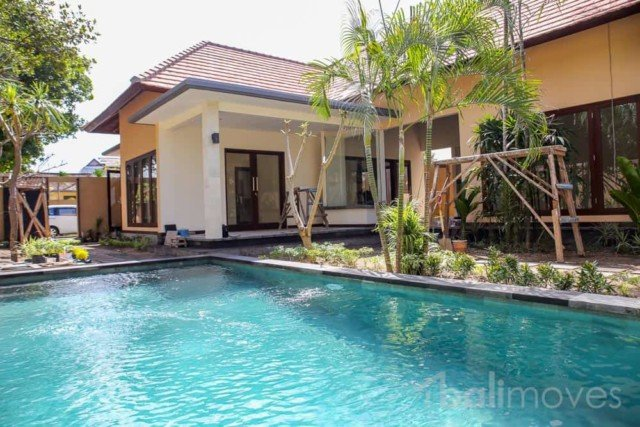 New Beachside Three Bedroom Pool Villa