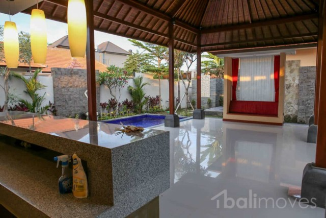 Newly Built Three Bedroom Open Style Pool Villa