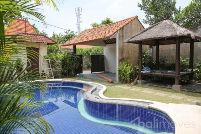 Two Bedroom Beachside Villa for Rent