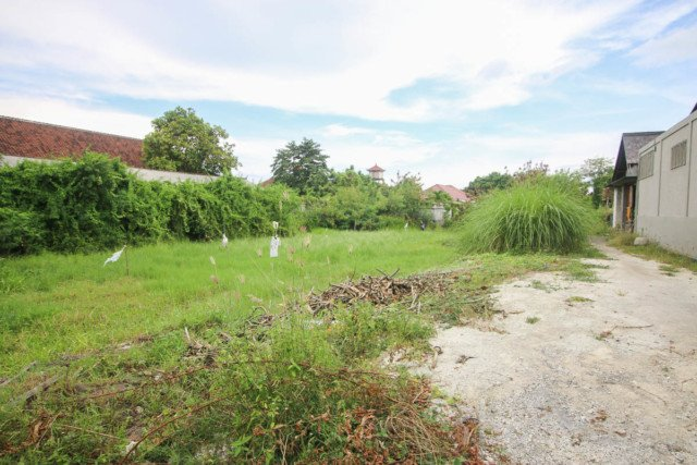 1600m2 Land for Lease in Sanur