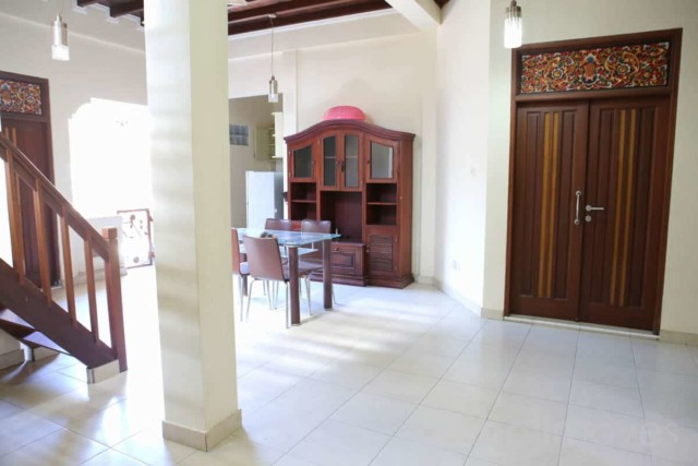 Balinese Style Three Bedroom House
