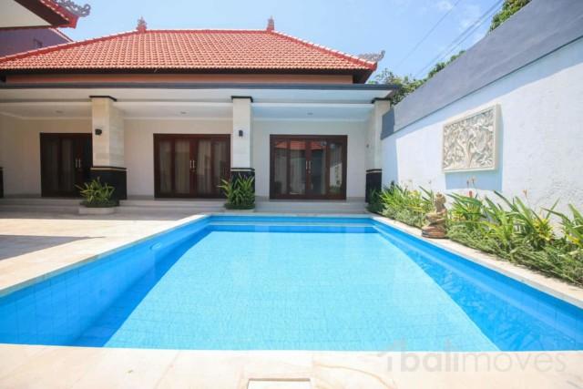 New Modern Three Bedroom Furnished Pool Villa