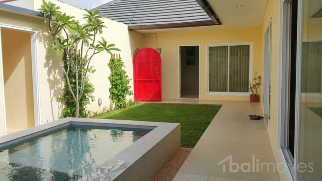 New Two Bedroom Modern Style Villa