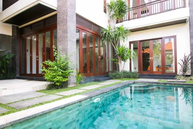 Closed Living Three Bedroom Villa