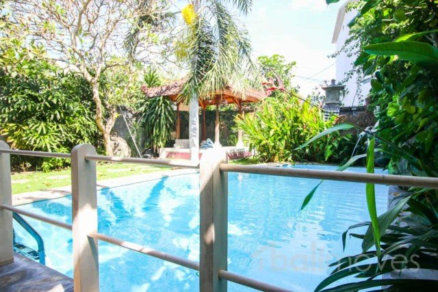 Two Bedroom Balinese Style House with Pool