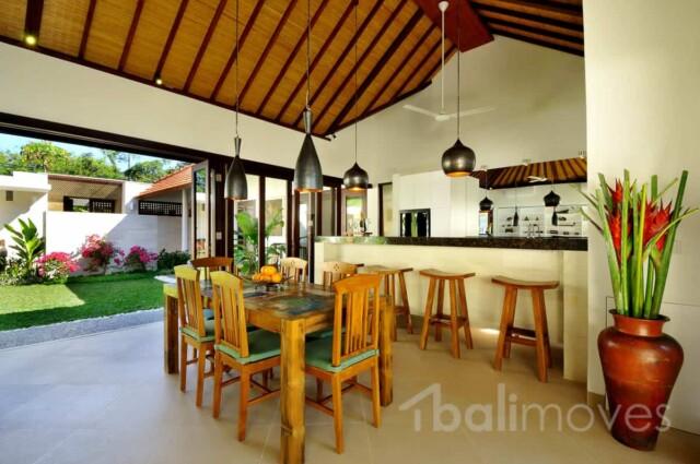 Well Built Beachside Three Bedroom Villa