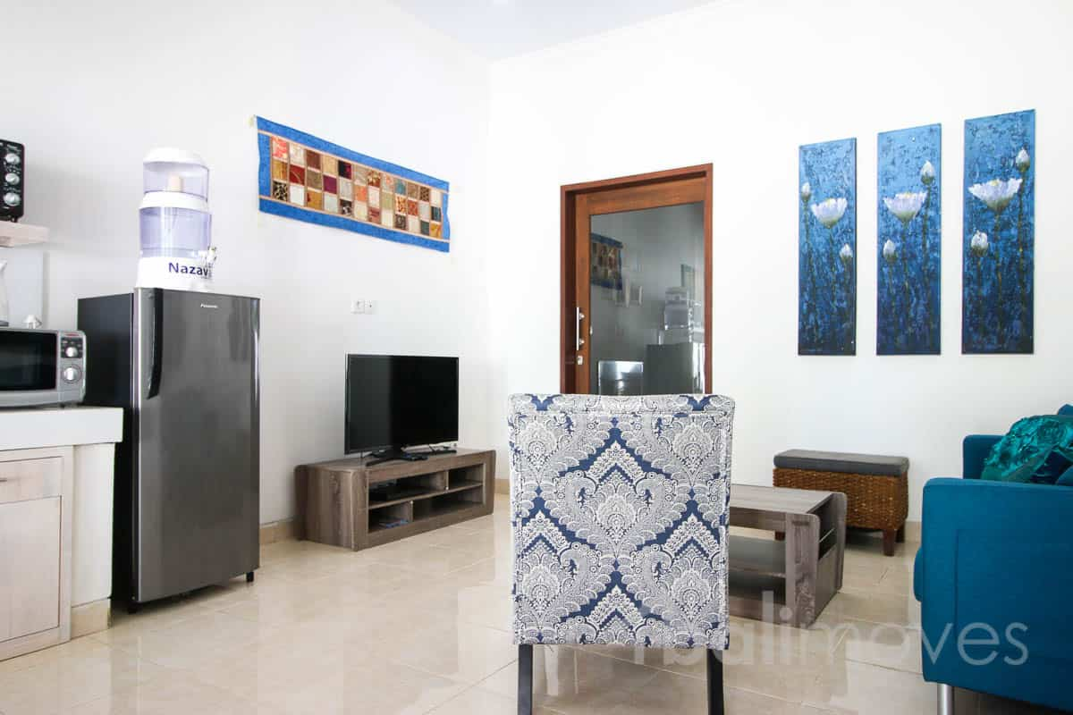 Stylish modern one bed studios for rent in sanur sanur 39 s local agent balimoves property for Studios and 1 bedrooms for rent