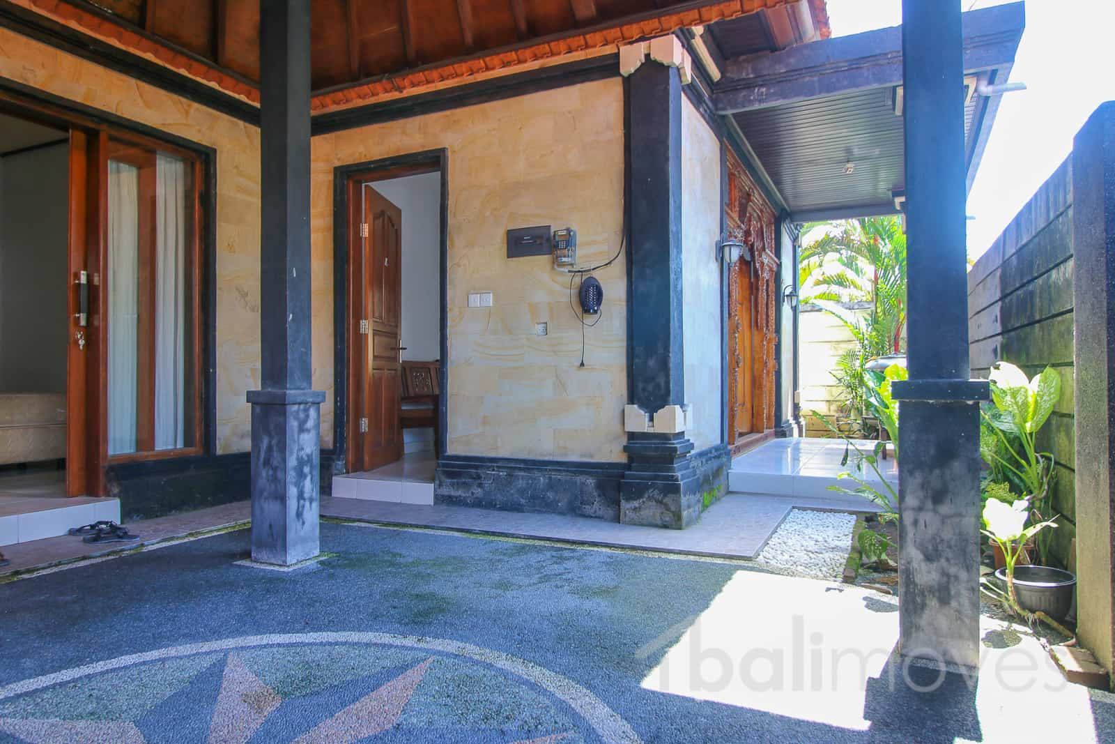 Two Bedroom Villa With Semi Furnished Sanur 39 S Local