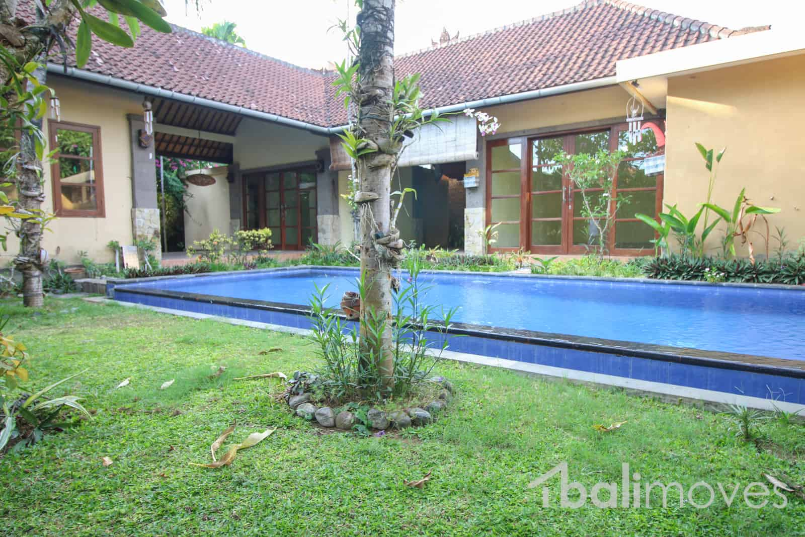 Two Bedroom Unfurnished Villa On 450m2 Land Sanur 39 S Local Agent Balimoves Property
